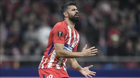 HLV Simeone phat bieu ve Diego Costa sau tran thang Sporting hinh anh