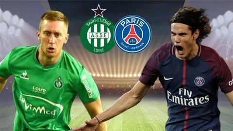 StEtienne vs PSG 3h00 ngày 1612 Ligue 1 201920 hình ảnh