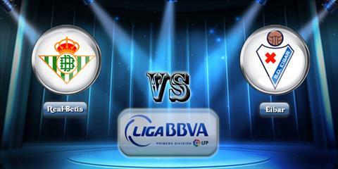 Nhan dinh Betis vs Eibar 23h30 ngay 74 La Liga 201718 hinh anh