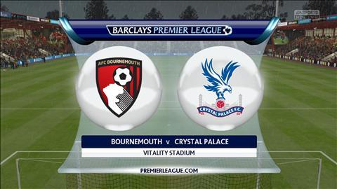 Nhan dinh Bournemouth vs Crystal Palace 21h00 ngay 74 NHA 2018 hinh anh