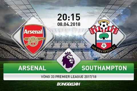 Preview Arsenal vs Southampton