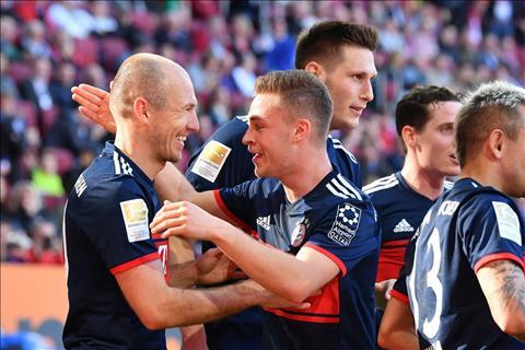 Clip ban thang Augsburg vs Bayern Munich 1-4 Bundesliga 201718 hinh anh
