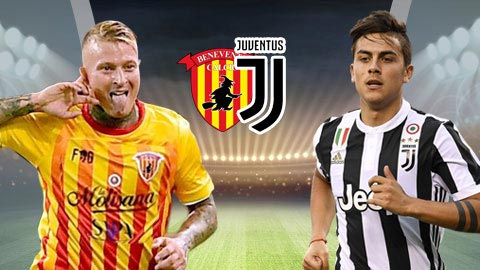 Nhan dinh Benevento vs Juventus 20h00 ngay 74 Serie A 201718 hinh anh
