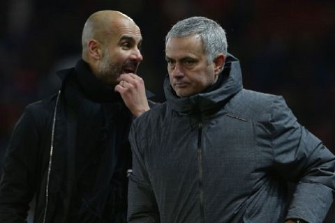 Mourinho phat bieu ve Man City truoc tran derby hinh anh
