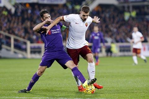 Roma vs Fiorentina 2h00 ngày 44 (Serie A 201819) hình ảnh