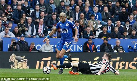 Leicester that bai truoc mot Newcastle co phong do tot