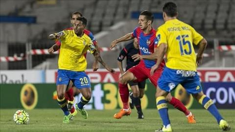 Nhan dinh Levante vs Las Palmas 17h00 ngay 84 La Liga 201718 hinh anh