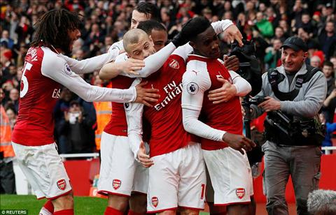 Newcastle vs Arsenal (19h30 ngay 1504) Dung dua voi Chich choe hinh anh