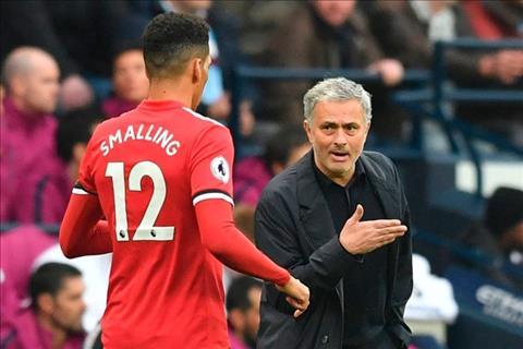Mourinho Smalling