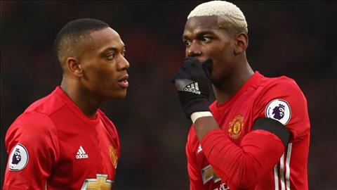 Chuyen nhuong MU 2018 Pogba + Martial = Neymar hinh anh