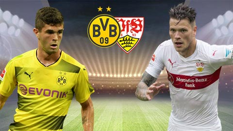 Dortmund vs Stuttgart 21h30 ngày 93 (Bundesliga 201819) hình ảnh