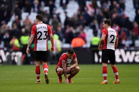 Rat kho de Southampton gay bat ngo truoc Arsenal
