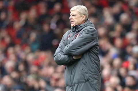 Wenger phat bieu truoc tran Arsenal vs Atletico hinh anh