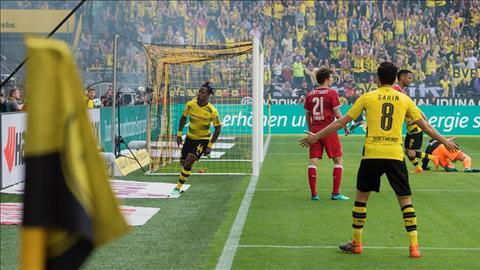 Ket qua Dortmund vs Stuttgart 3-0 tuong thuat Bundesliga 201718 hinh anh