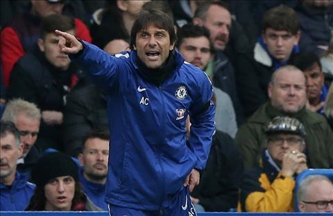 HLV Conte cua Chelsea