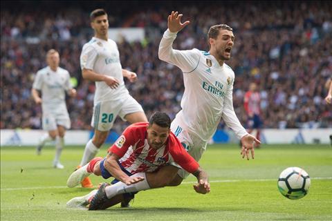 Tran derby Madrid Real vs Atletico khong mang niem vui cho ai hinh anh