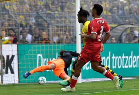Clip ban thang Dortmund vs Stuttgart 3-0 Bundesliga 201718 hinh anh