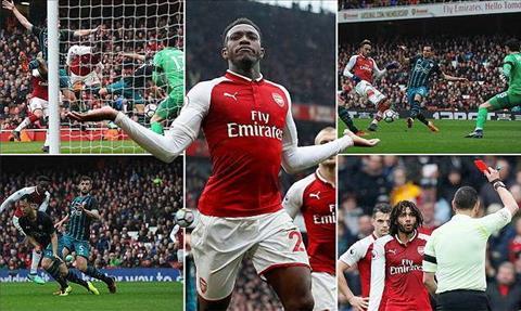 Chuoi thang cua Arsenal Thu thuoc an than nham chan cua Wenger hinh anh