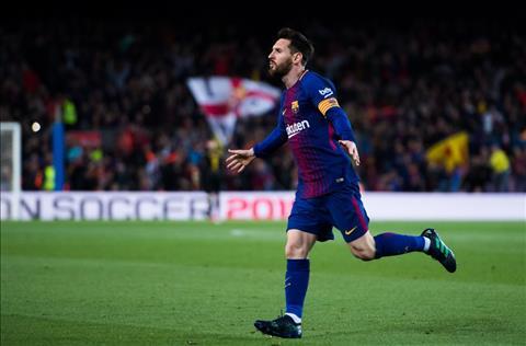 Messi lap hat-trick truoc Leganes