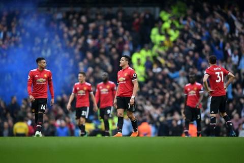 Alexis Sanchez derby Manchester Man City vs MU 2-3
