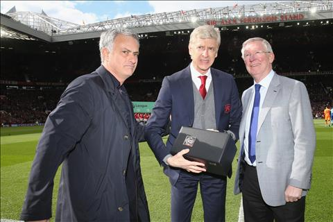 Jose Mourinho Arsene Wenger Jose Mourinho