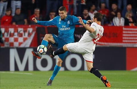 Sevilla vs Real Kovacic