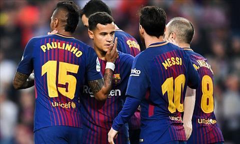 Video Barca vs Villarreal 5-1 clip ban thang ket qua La Liga 24h hinh anh