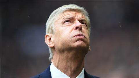 Arsene Wenger phat bieu ve Arsenal hinh anh