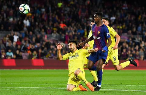 Ousmane Dembele rời Barca tới PSG ở Hè 2018 hình ảnh