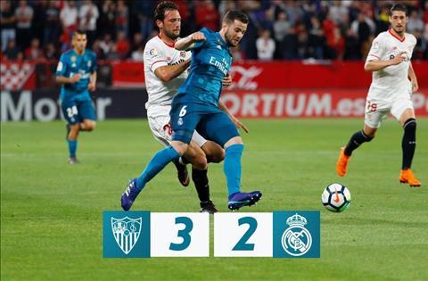 Sevilla 3-2 Real