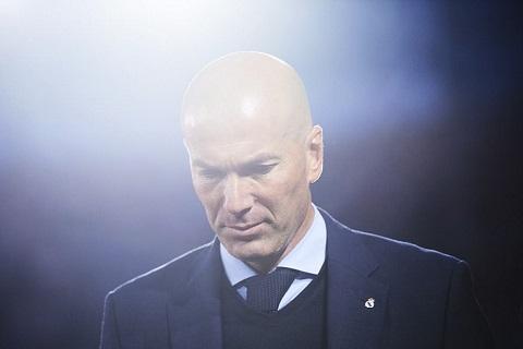 Zidane xem nhẹ thất bại trước Sevilla