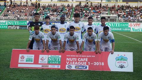 CLB HAGL co the bi phat nang sau tran gap Ha Noi tai Cup QG 2018 hinh anh
