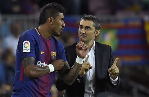 Paulinho va Valverde