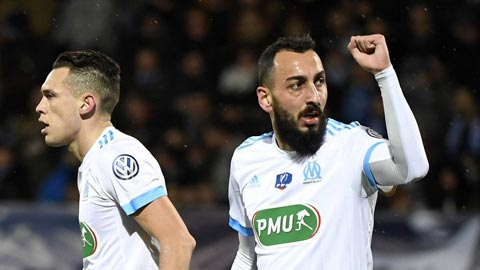 Nhan dinh Guingamp vs Marseille 01h45 ngay 125 Ligue 1 201718 hinh anh