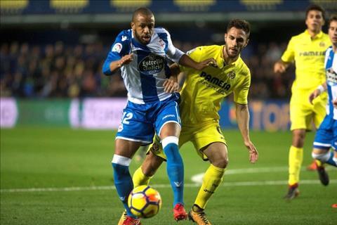 Nhan dinh Deportivo vs Villarreal 23h30 ngay 125 La Liga 201718 hinh anh