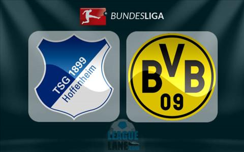 Nhan dinh Hoffenheim vs Dortmund 20h30 ngay 125 Bundesliga 2018 hinh anh