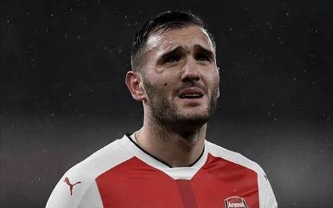 West Ham muốn mua Lucas Perez của Arsenal ở Hè 2018 hình ảnh