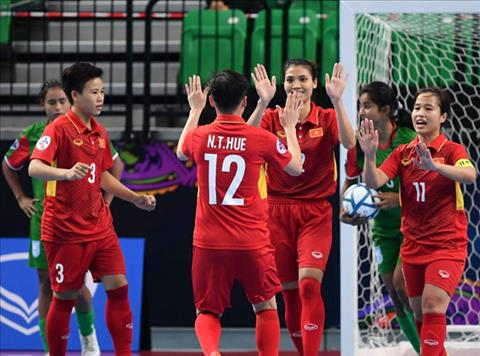 Link xem truc tiep Nu Futsal Viet Nam vs Nu Futsal Thai Lan hinh anh