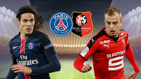 Nhan dinh PSG vs Rennes 02h00 ngay 135 Ligue 1 201718 hinh anh