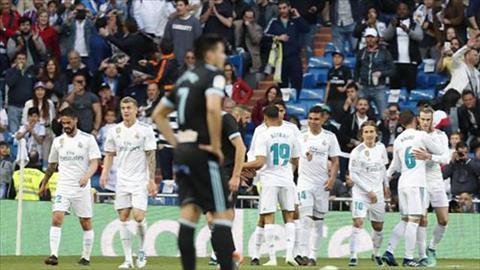 5 diem nhan Real Madrid vs Celta Vigo vong 37 La Liga hinh anh