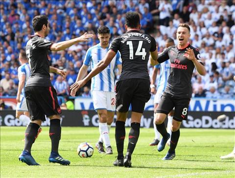 Aubameyang ghi bàn liên tục Niềm hy vọng của Arsenal mùa tới hình ảnh
