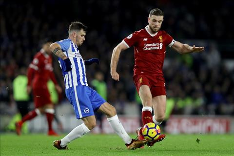 Brighton vs Liverpool Henderson