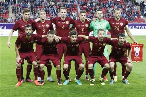 ĐT Nga tại World Cup 2018 Thách thức vượt vòng bảng hình ảnh