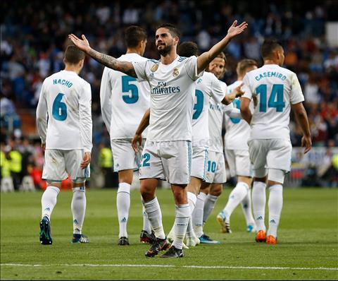 Du am Real Madrid 6-0 Celta Vigo Tam biet mua giai buon Bernabeu hinh anh