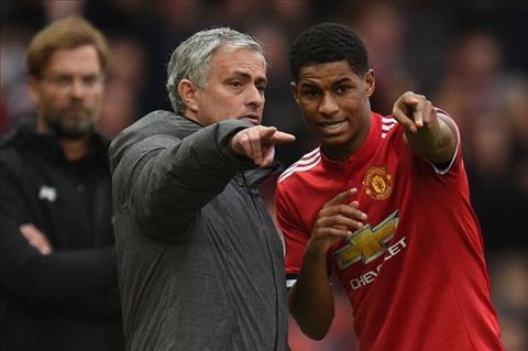 Mourinho vs Rashford Thầy khoái hạ nhục trò và hả hê thất bại hình ảnh
