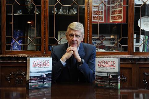 Arsene Wenger chính thức ra đi Thịnh suy cùng nhà cách mạng của Arsenal hình ảnh 3