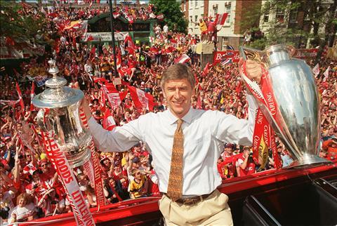 Arsene Wenger ra đi Thịnh suy cùng nhà cách mạng của Arsenal hình ảnh 2