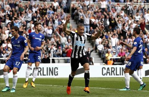 Chelsea thua bac nhuoc Newcastle