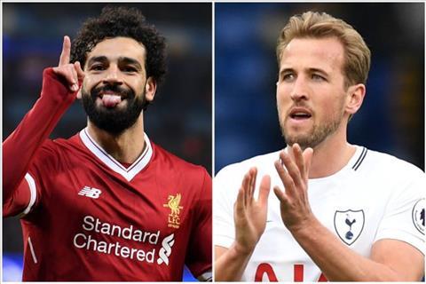 Vua phá lưới Premier League 201718 Kane vs Salah - Messi vs CR7 hình ảnh