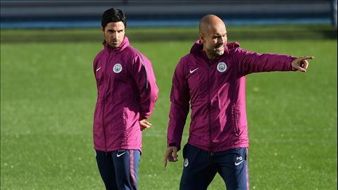 Pep Guardiola se khong ngan can Arteta tro lai Arsenal hinh anh 2